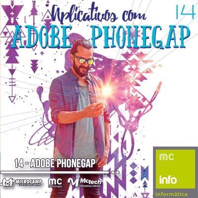 14 – Aplicativos com Adobe Phonegap | Plataforma Online